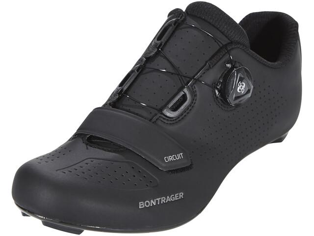 Bontrager Circuit Road Shoes Men Black